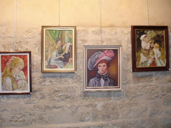 diverses reproductions