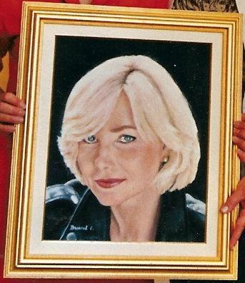 Michèle Torr 6 F 41 x 33 cm (vendu)
